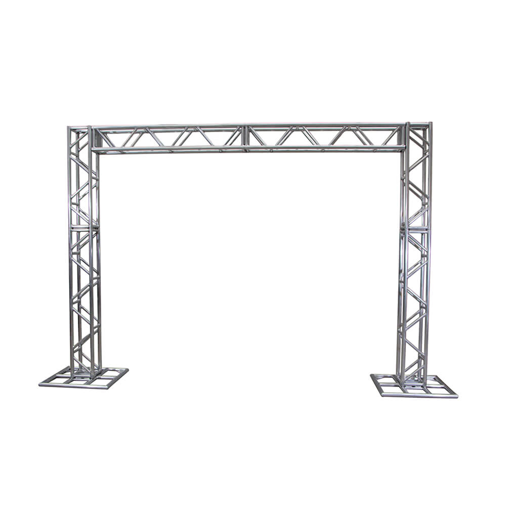 Kit Promocional Box Truss para DJs #04 Base Quadrada