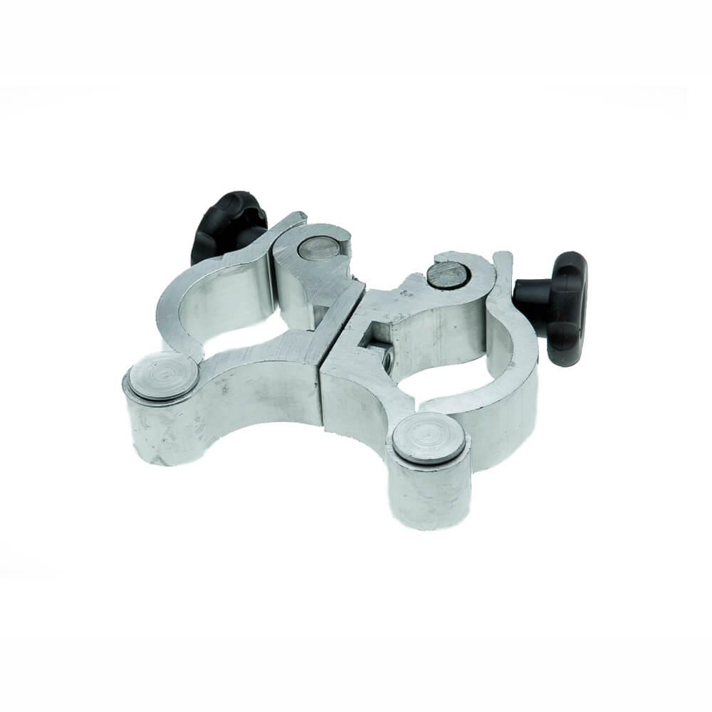 Algema Dupla de Aluminio - AL-30