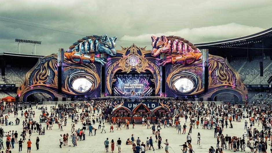 Festivais internacionais 2019